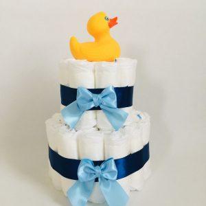 Vente en ligne Diaper Cake / Gâteaux de couche gâteau garçon
